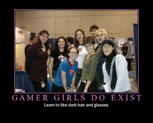 nothing sexier than a chick gamer gamer chicks d quote from ...