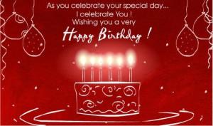 21. Celebrate Your Birthday