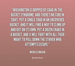 Crabs in the Bucket Quote
