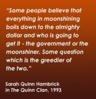 Moonshine Quotes