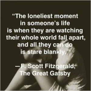 Waiting For Love Quotes F Scott Fitzgerald Quotes