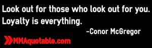 Conor McGregor Quotes
