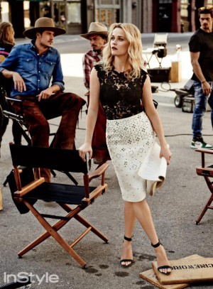 Reese Witherspoon Quotes from InStyle's May Issue | InStyle