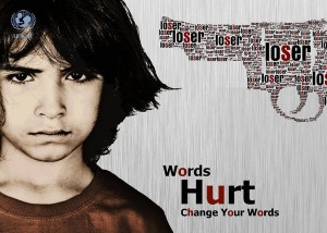 verbal abuse words hurt change ur words change there world verbal ...