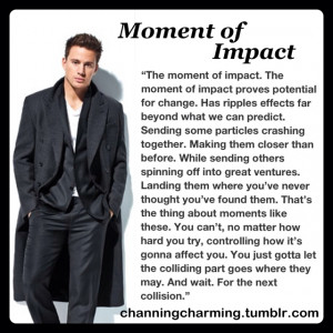 moment of impact the vow channing tatum