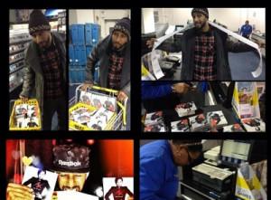 Swizz Beatz bought 150 copies of GOF to help sales