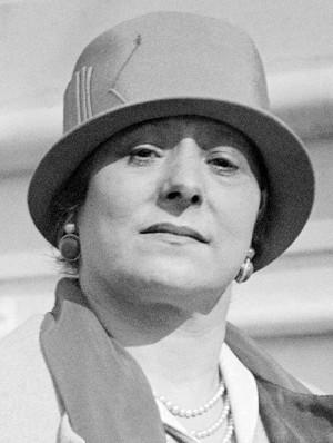 Helena Rubinstein fut l'inventrice de nombreuses innovations du monde ...