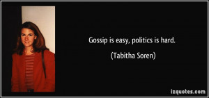 More Tabitha Soren Quotes