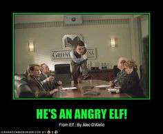 Elf Movie Quotes Tumblr Best quote ever, only if its