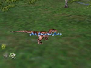 Lost world Velociraptor!!!