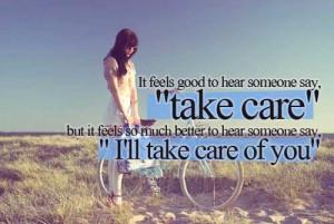 ... care