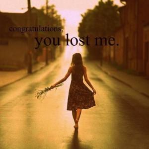 quotes girl lost love broken heart