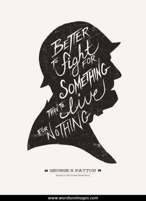 Patton quotes