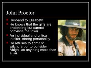 John Proctor Essay Conclusion