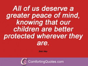 Quotes And Sayings By Bob Ney