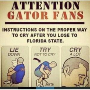Florida State Seminoles Jokes