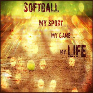 21 Motivational Softball Quotes with Images