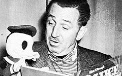 ... way to get started is to quit talking and begin doing. — Walt Disney