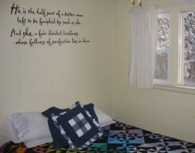 Make Happy With Bedroom Wall Quotes For Your Family