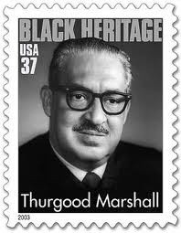 ... Court Justice Thurgood Marshall, a bulwark for equality and justice
