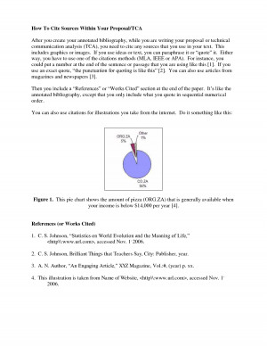 Ama Format Citation Within Paper