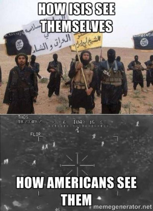 Islamic State (IS) -Islamic State of Iraq and Syria (ISIS)