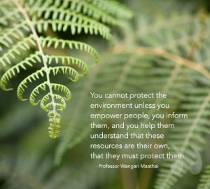 Environment quotes sayings protect empower people wisdom