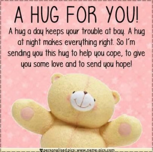 ... Friendship Club, Cute Quotes, Bears Quotes, Inspiration Quotes, Hugs
