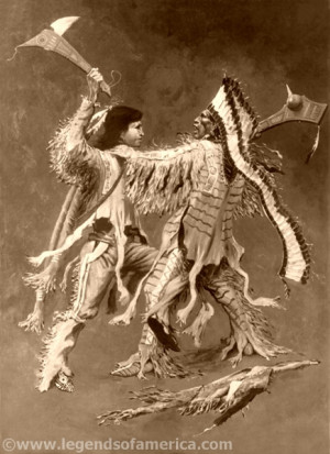 Cherokee Indian Death Rituals http://www.legendsofamerica.com/na ...