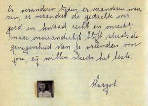 Margot también hay que nombrarla.'