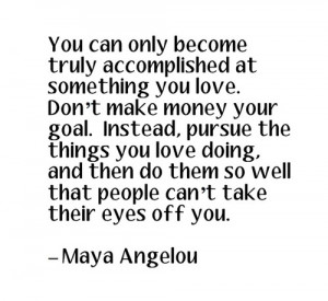 Famous Maya Angelou Quotes About Life