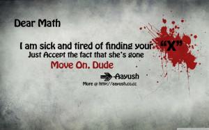 blood humor quotes typography blood splatter mathematics 1440x900 ...