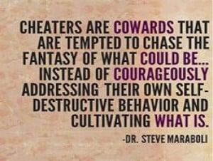 Men and Women Cheaters