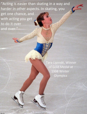 For more 'Olympic quotes' go to here or here .