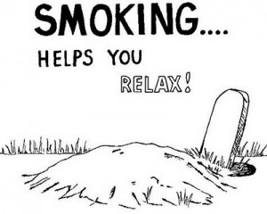 some funny quotes on smoking giving up smoking is the easiest thing in ...