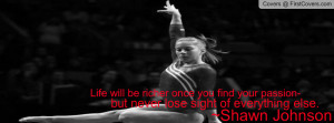 Shawn Johnson Quotes