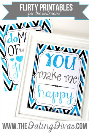 Loving these sassy quote printables- perfect for spicing things up in ...