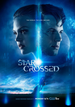 Star-Crossed (CW) Star Crossed Poster