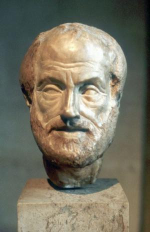 Bust of Aristotle - Clipart.com