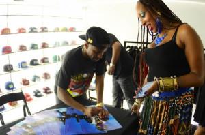 Photos / Big Sean hosts album release party in L.A.