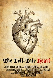 The Tell-Tale Heart (2013) Poster