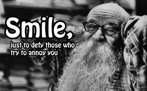 Wallpaper: Text humor quotes smiling motivational posters old man