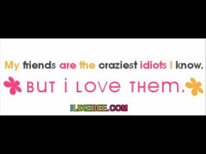 Best Friends: Quotes and Sayings