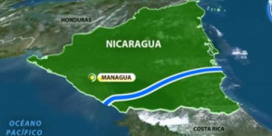 The $40 Billion Chinese Plan To Build A Waterway Across Nicaragua ...