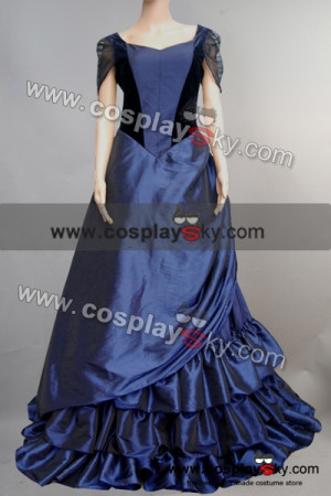 Stardust Yvaine Blue Gown Dress,tailor-made in your own measurements ...