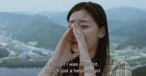 Jun Ji Hyun #korean #movie #quote my sassy girl