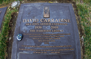 Thematic Celebrities Graves