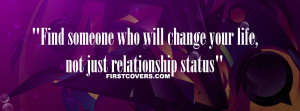 quote , quotes , life , relationship status , covers