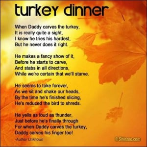 Thanksgiving poems 16