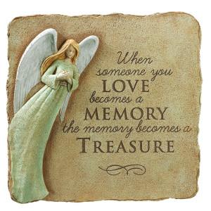 Sympathy Stepping Stone: Memory Becomes a Treasure